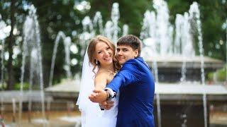 Веселый свадебный клип