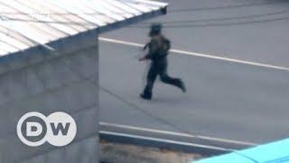 Nordkoreas Grenze: Dramatische Flucht in die Freiheit | DW Deutsch