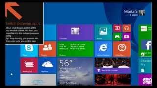 شرح تثبيت ويندوز 8.1 النسخه الرسميه Windows 8.1 installation