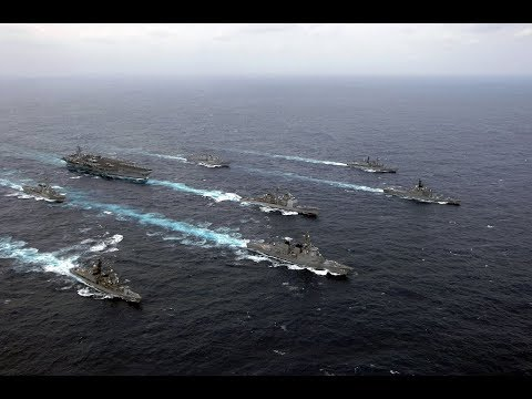 US Deploys Truman Carrier Strike Group And 7 Warships To Syr