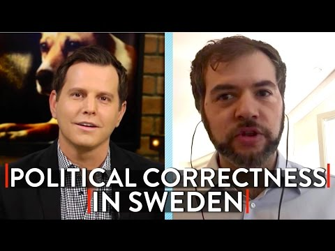 Sweden's Immigration Crisis and Political Correctness Proble
