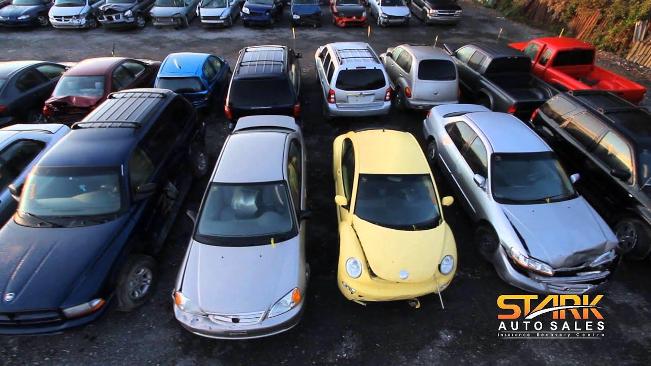 Stark Auto Salvage Auction