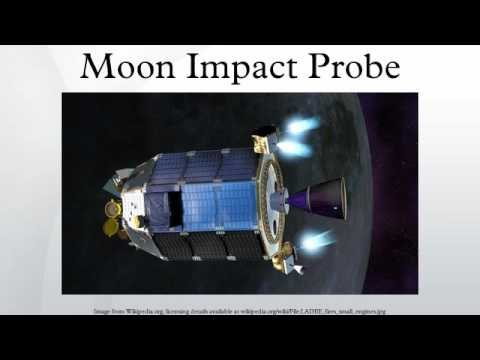 Moon Impact Probe - YouTube