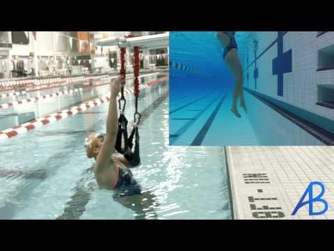 Aqua Boom - Vertical Breaststroke Kick