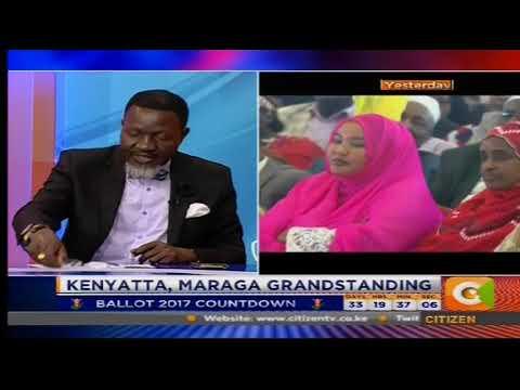 Citizen Extra: Kenyatta, Maraga Grandstanding [part 3] #CitizenExtra