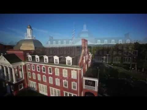 Randolph Macon Academy Aerial Tour