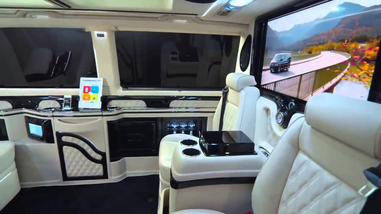 vw t5 vip business luxus van youtube. Black Bedroom Furniture Sets. Home Design Ideas