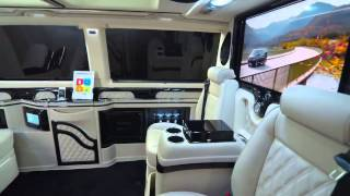 Офис на колесах VW T5 VIP Business Luxus Van(, 2014-07-31T14:37:06.000Z)