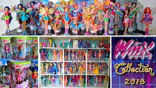 Winx Club - Doll Collection (2018 Update)