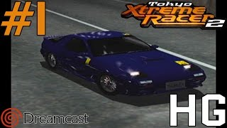 Tokyo Xtreme Racer 2 (Part 1) - Boy or Guy? - HGPlay