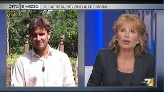Alessandro Di Battista a Otto e mezzo (INTEGRALE) 10/9/2018