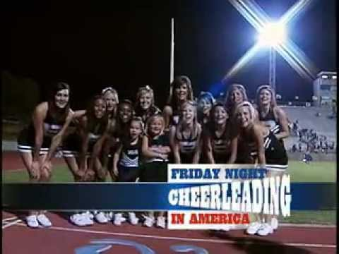 Friday Night Cheerleading In America: Permian High School