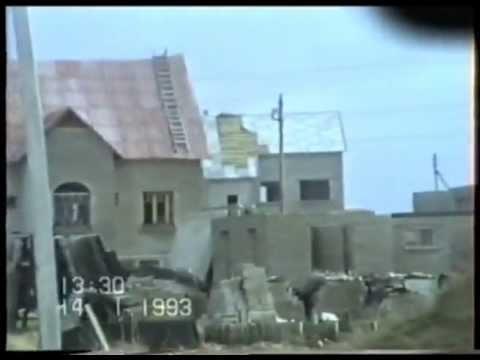 Uraganas Gargžduose