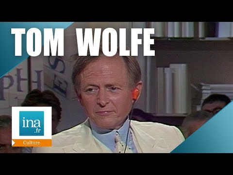 """Tom Wolfe """"Le"""
