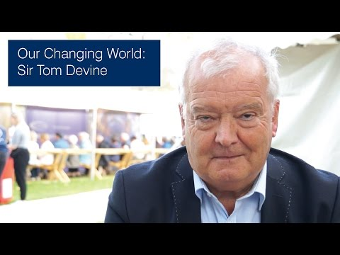 Scotland and Europe the past shaping the present? - Sir Tom Devine