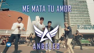 Angeles - Me Mata Tu Amor (ft. Yomil &amp El Dany) Video Oficial