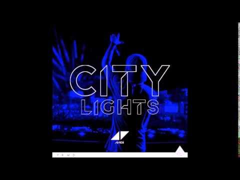 Avicii - City lights (Original Mix) - Version 2 Stories - Not Many Shouts!!!