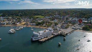Preview of stream 🟢 GOMV.COM Vineyard Haven Ferry Live Webcam