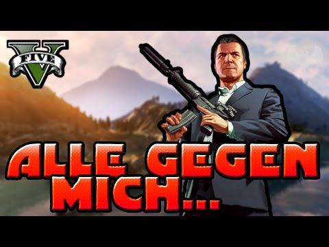 ALLE GEGEN MICH... - ♠ GTA V ONLINE SEASON 2 ♠ - Let's Play GTA V Online - Dhalucard