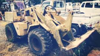 Used agriculture machinery & heavy equipment from Japan
