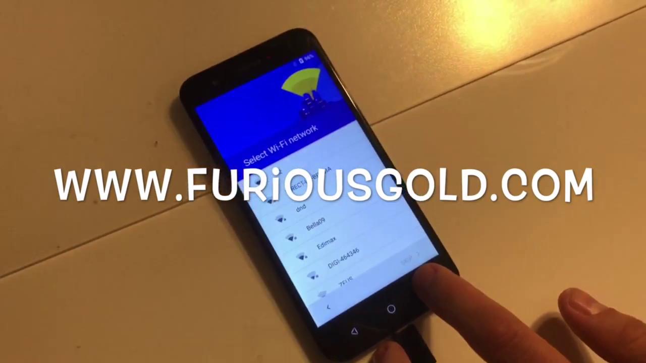 VODAFONE 600 / VFD 600 FRP RESET USING FURIOUSGOLD