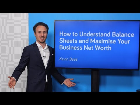 How to Understand Balance Sheets and Maximise Your Business Net