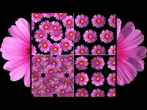Photoshop Scripted Pattern Fills - Part 1 - Intro To Scripted Pattern Fills In Adobe Photshop