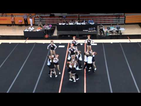 Sperry High School OSSAA Small Co-Ed State 2015