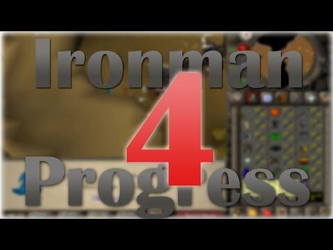 Serious Gains! | Ironman Progress #4