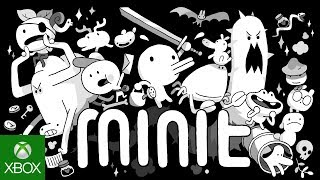 Minit - Release Date Announcement Trailer