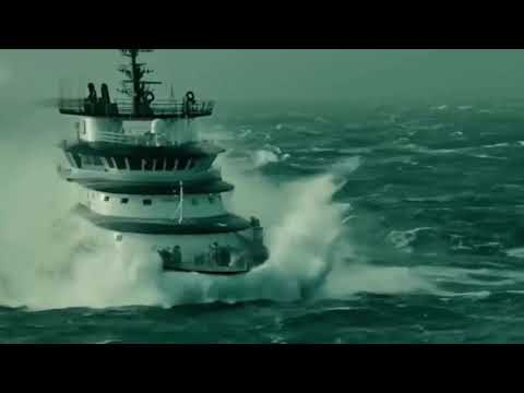 Amazing Ship in Storm Compilation - Top Video You Must See