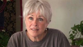 BYRON KATIE • Questioning beliefs that cause suffering • from BEYOND BELIEF