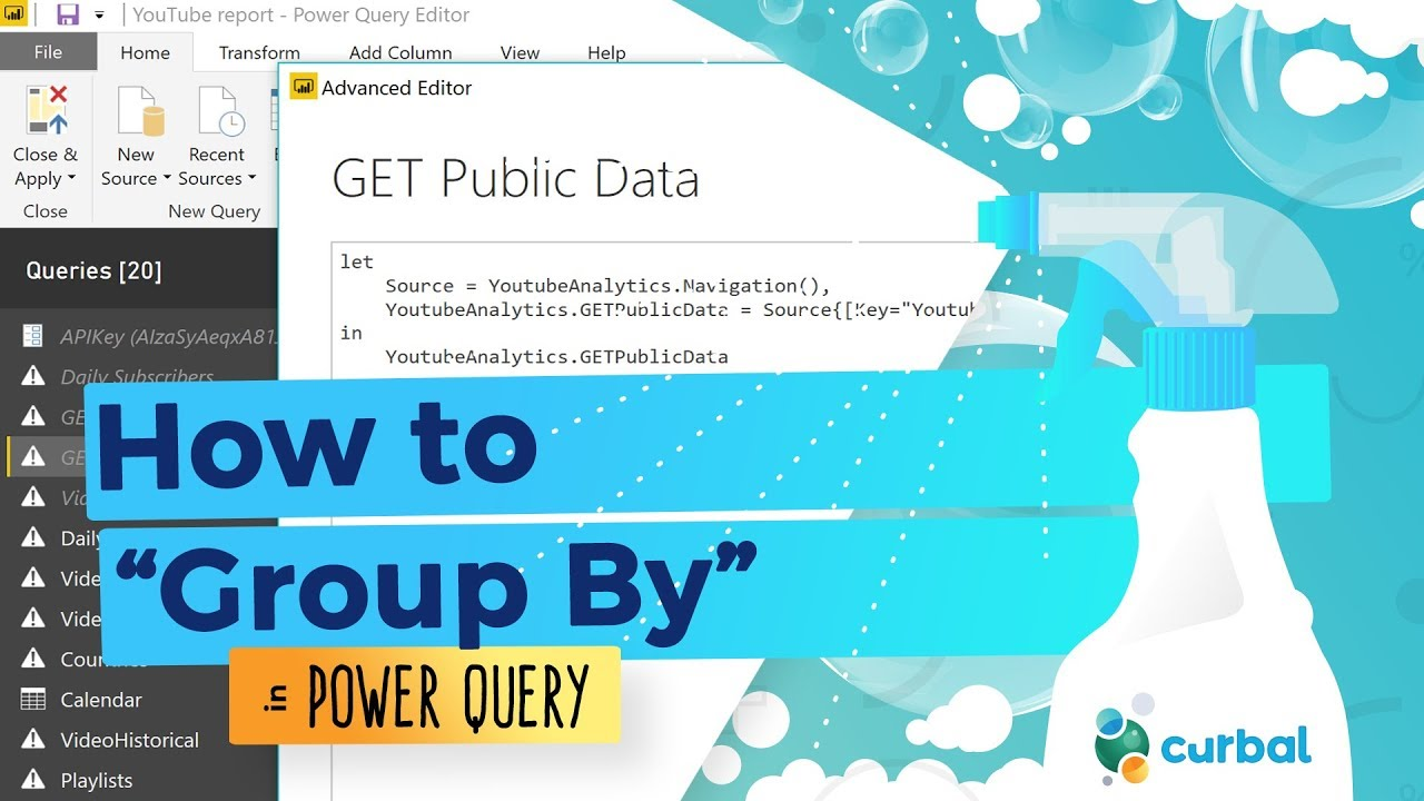 How to Group by in Power Query - Part 3: Power Query Challenge