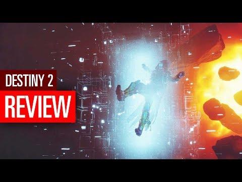 Destiny 2 REVIEW - Geglückter Neuanfang