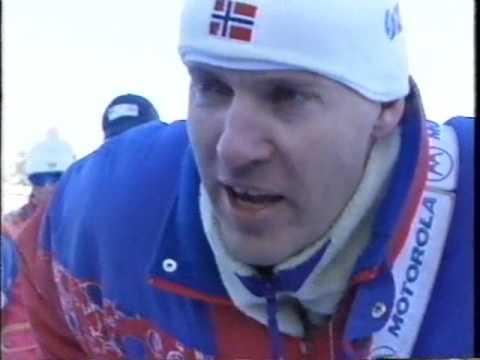 4x5 km stafett - Kvinner - Lillehammer OL - 21. februar 1994