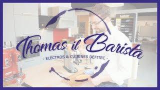 Espresso et Cappuccino avec la Delonghi Dedica EC685 - Thomas il Barista