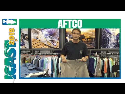 New Aftco Fishing Boards Shorts | ICAST 2015