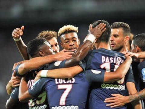 Psg Olympique Lyon