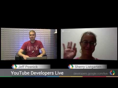 YouTube Developers Live: Google+ Identities
