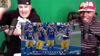 Seahawks vs Rams | Reaction | NFL Week 10 Game Highlights