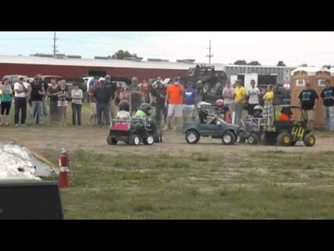 Nebraska State Fair 2014 Derby