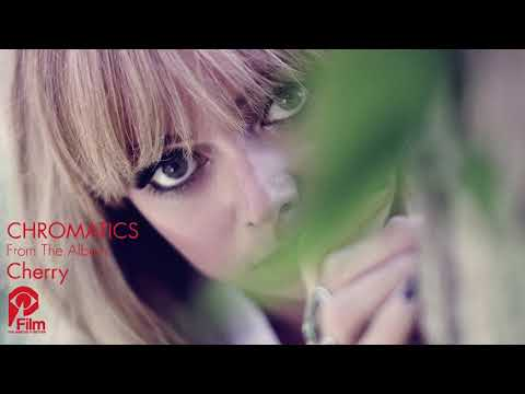 "CHROMATICS ""LADY"" (On Film) Cherry (Deluxe) LP"