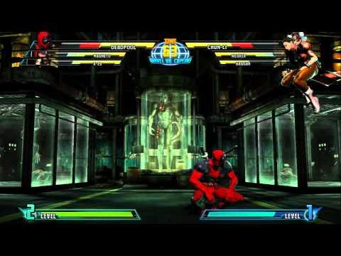 MVC3: Deadpool