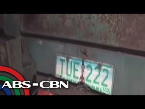 UKG: Motorcycle rider, nagulungan ng trak sa Pasig City