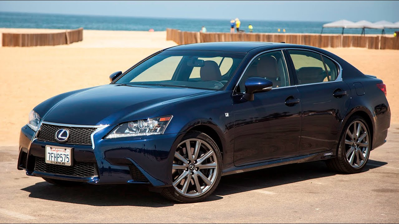 2015 lexus gs 450h f sport test drive youtube. Black Bedroom Furniture Sets. Home Design Ideas