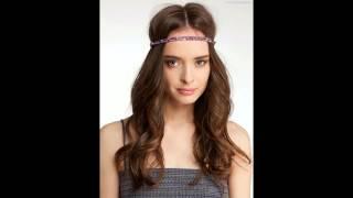 Прически с повязкой 2014(Прически с повязкой на лбу подойдут для волос средней длины, а также для длинных волос. приче..., 2014-05-15T16:20:00.000Z)