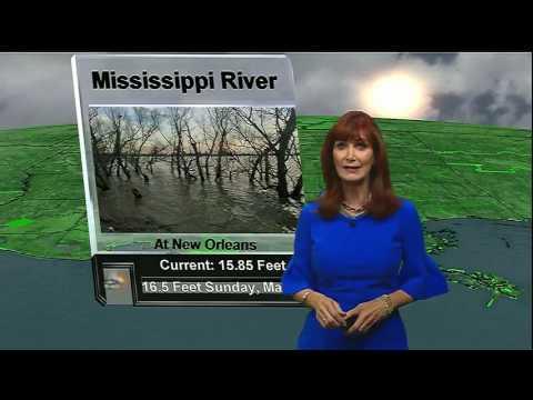 Monday Night: Flash Flood Watch