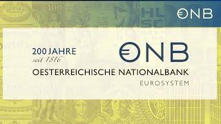 OeNB – 200 Jahre In Buchform