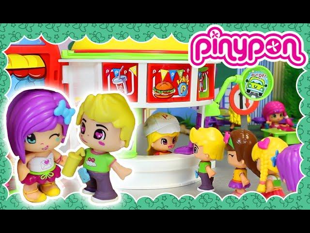 Pinypon Burguer, el capítulo con más amor de Mundo Pinypon