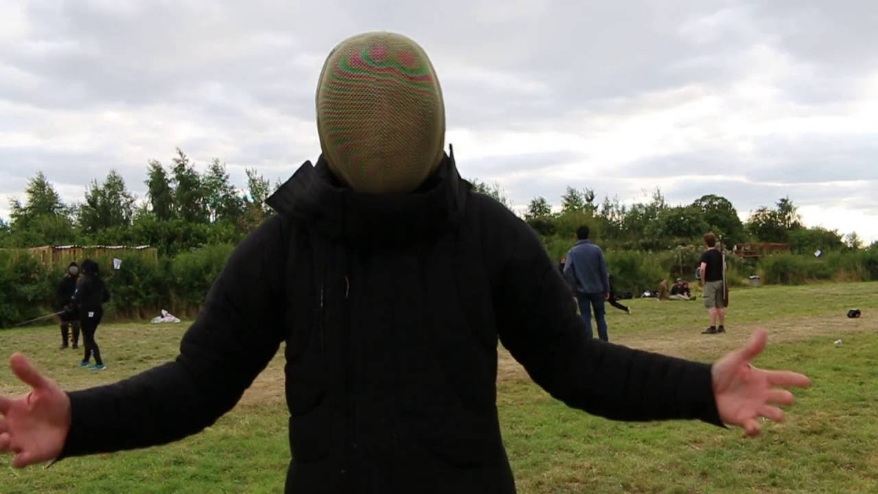 Black Armoury HEMA fencing jacket review